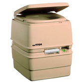 Porta Potti High Luxe